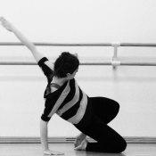 Morgane danseuse assistante du chorégraphe