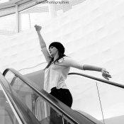 Morgane danseuse de la compagnie-centre Alma-Rennes