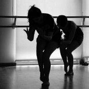 Morgane danseuse et assistante du chorégraphe